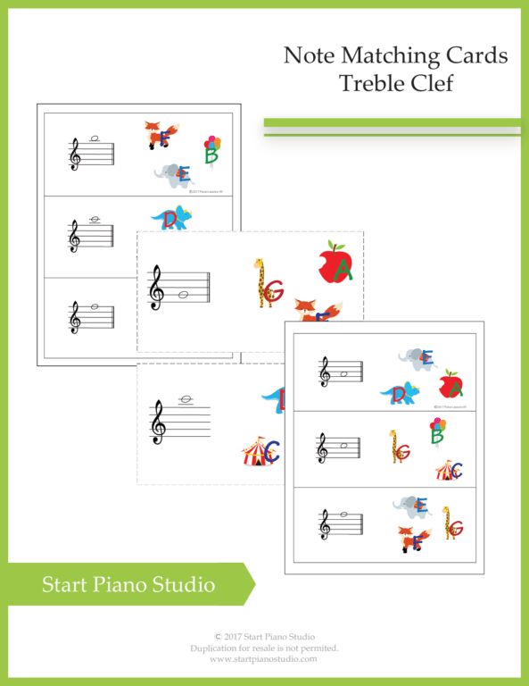treble cleft