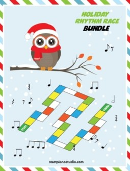 Holiday Rhythm Race Bundle