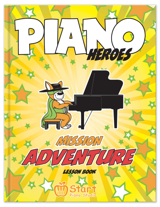 Piano Heroes Mission Adventure